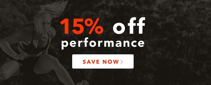 Performance Sale Banner