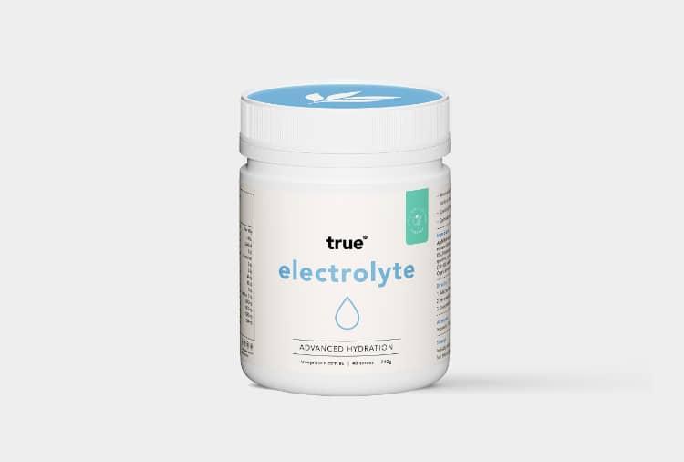 True Electrolyte Tub