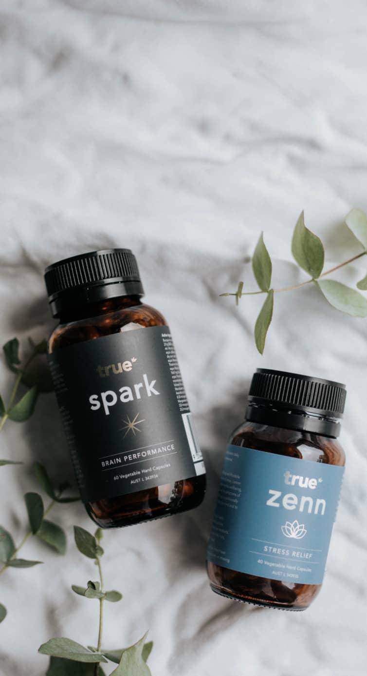 Spark & Zenn Bottles
