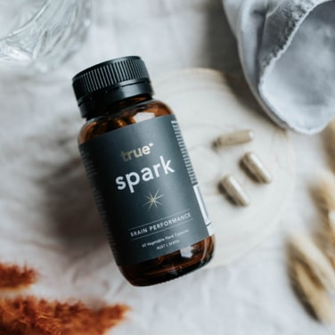 Pouring Spark Capsules