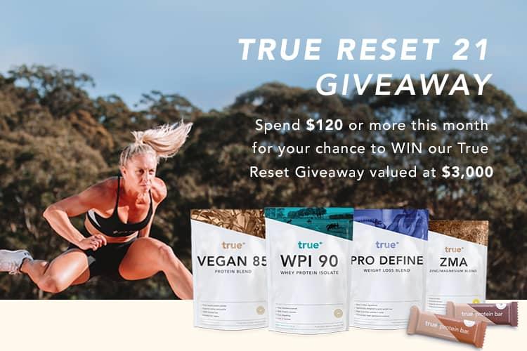 True Reset Prize Details